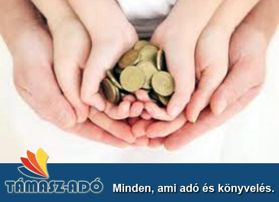 A családi kedvezmény 2015-ös adóévre vonatkozó változása