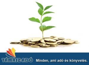 Társasági adó támogatásra